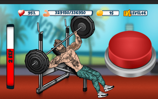 Iron Muscle 2 – Bodybuilding and Fitness game cheathackgameplayapk modresources generator 1