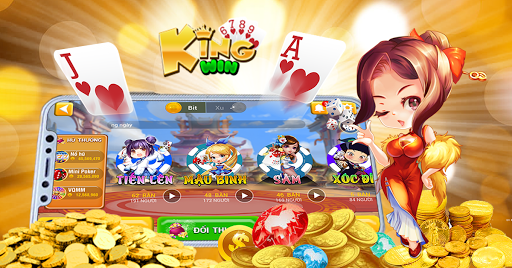 KingWin – Game bai online moi nhat 2018 1.0.18 cheathackgameplayapk modresources generator 1