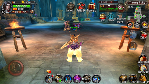 Lord Of Darkness – 3D MMO RPG 1.3.6 cheathackgameplayapk modresources generator 2