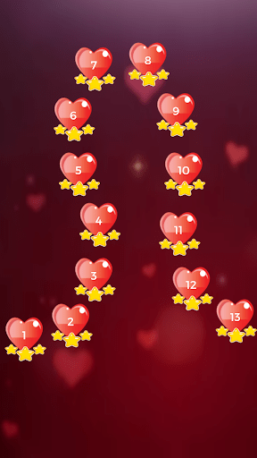 Lovers Connect the heart 1.07 cheathackgameplayapk modresources generator 3