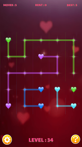 Lovers Connect the heart 1.07 cheathackgameplayapk modresources generator 5