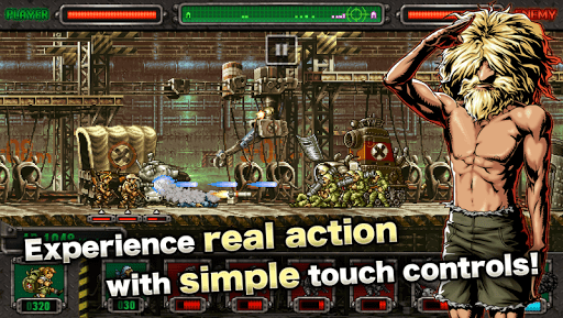Download METAL SLUG DEFENSE APK, APK MOD, METAL SLUG DEFENSE Cheat