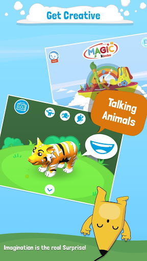 Magic Kinder Official App – Free Kids Games cheathackgameplayapk modresources generator 2