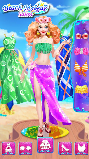 Makeup Salon – Beach Party cheathackgameplayapk modresources generator 5