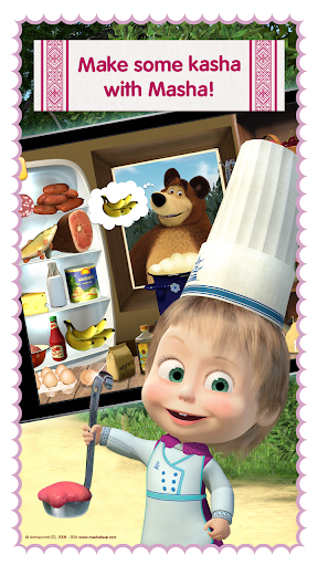 Masha and Bear Cooking Dash cheathackgameplayapk modresources generator 5
