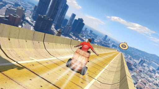 Mega Ramp Impossible Stunts 3D 1.7 cheathackgameplayapk modresources generator 4