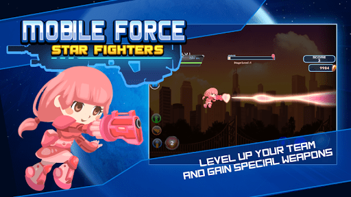 Mobile Force Star Fighters of Galaxy War Academia 1.0.2 cheathackgameplayapk modresources generator 2