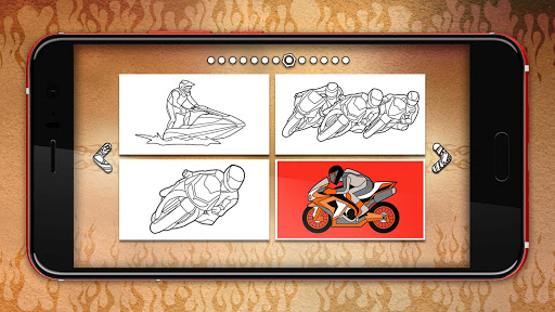 Motorcycles Coloring Pages 1.1 cheathackgameplayapk modresources generator 3