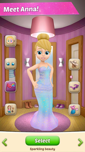 My Best Friend Anna 2.1 cheathackgameplayapk modresources generator 1