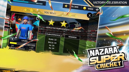 Nazara Super Cricket cheathackgameplayapk modresources generator 5