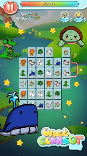 Onet Connect Animal 2018 1.1 cheathackgameplayapk modresources generator 3