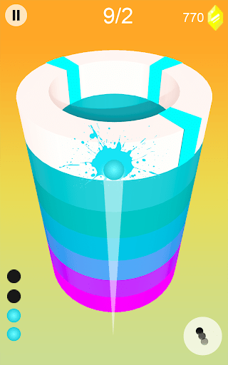 Paint Hit Rush 1.0 cheathackgameplayapk modresources generator 4