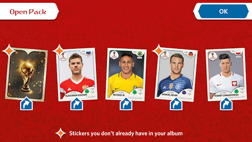 Panini Sticker Album 2.3.0 cheathackgameplayapk modresources generator 2