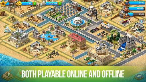 Paradise City Island Sim Bay cheathackgameplayapk modresources generator 5