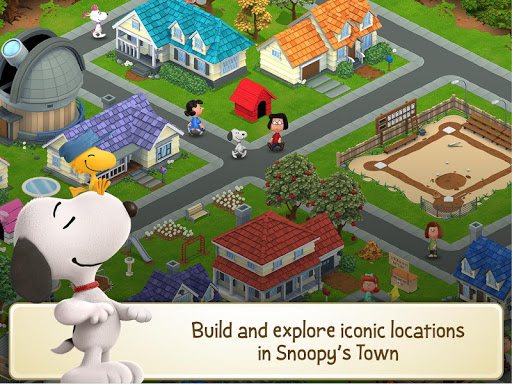 Download Peanuts: Snoopy's Town Tale – Town Building Game APK, APK