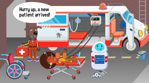 Pepi Hospital 1.0.13 cheathackgameplayapk modresources generator 3