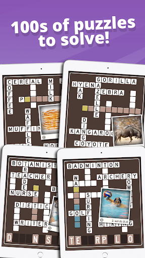 Picture Perfect Crossword cheathackgameplayapk modresources generator 5