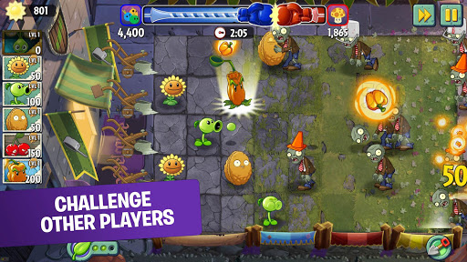 Plants vs. Zombies 2 cheathackgameplayapk modresources generator 4