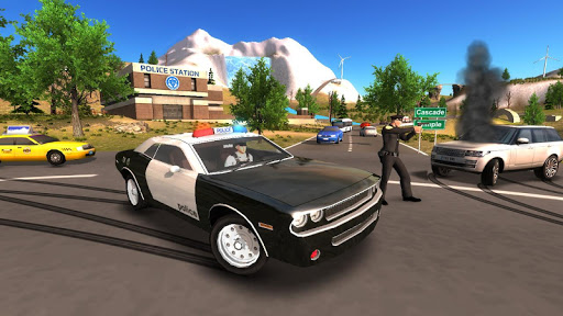 Police Car Driving Offroad cheathackgameplayapk modresources generator 4