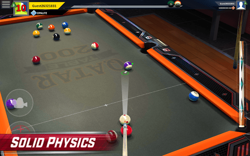 Pool Stars – 3D Pool Simulation 2.81 cheathackgameplayapk modresources generator 3