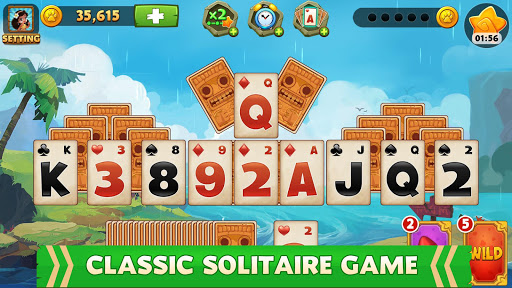 Pyramid Solitaire – Card Games Free 1.7.3 cheathackgameplayapk modresources generator 1