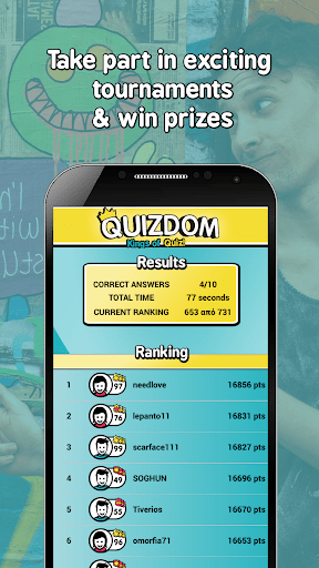 QUIZDOM – Kings of Quiz cheathackgameplayapk modresources generator 2