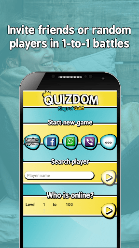 QUIZDOM – Kings of Quiz cheathackgameplayapk modresources generator 3