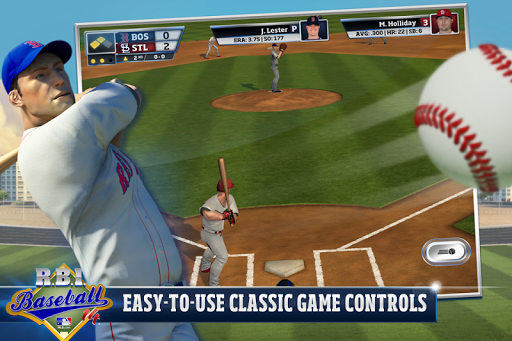 R.B.I. Baseball 14 cheathackgameplayapk modresources generator 2