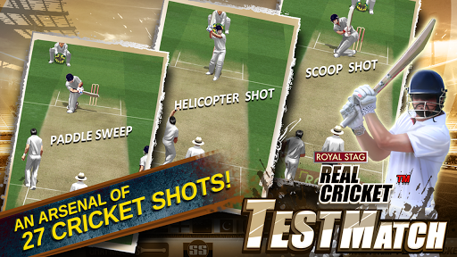 Real Cricket Test Match cheathackgameplayapk modresources generator 4