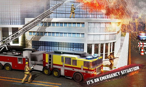 Rescue Fire Truck Simulator Driving School 2018 cheathackgameplayapk modresources generator 1