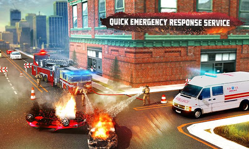 Rescue Fire Truck Simulator Driving School 2018 cheathackgameplayapk modresources generator 2