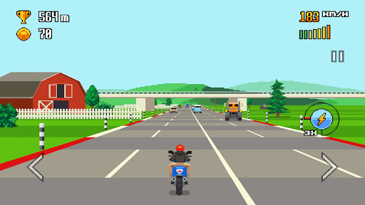 Retro Highway 1.0.19 cheathackgameplayapk modresources generator 1