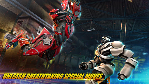 Robot Fighting Games Real Transform Ring Fight 3D 1.4 cheathackgameplayapk modresources generator 3