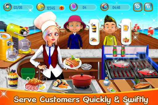 Seafood Cooking Chef – Restaurant Cooking Game 1.0.2 cheathackgameplayapk modresources generator 1