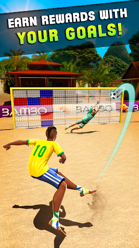 Shoot 2 Goal – Beach Soccer Game cheathackgameplayapk modresources generator 2