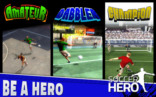 Soccer Hero cheathackgameplayapk modresources generator 3