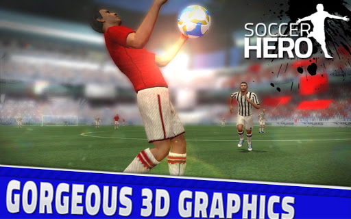 Soccer Hero cheathackgameplayapk modresources generator 4