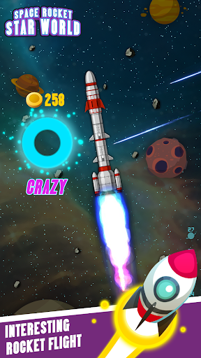 Space Rocket – Star World 1.0.1 cheathackgameplayapk modresources generator 2