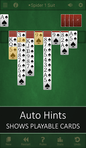Spider Solitaire cheathackgameplayapk modresources generator 3