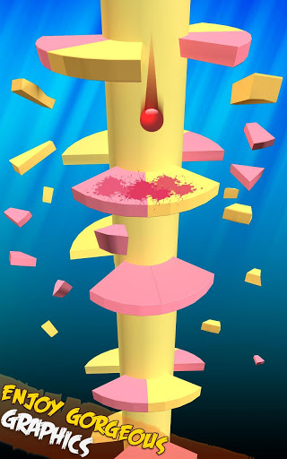 Spiral Jump Tower 2.0 cheathackgameplayapk modresources generator 2