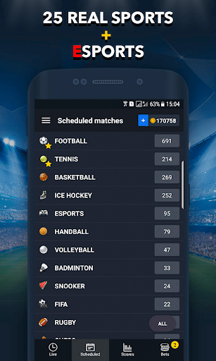 Sports Betting Game – BETUP 1.15 cheathackgameplayapk modresources generator 3