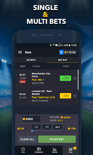 Sports Betting Game – BETUP 1.15 cheathackgameplayapk modresources generator 5
