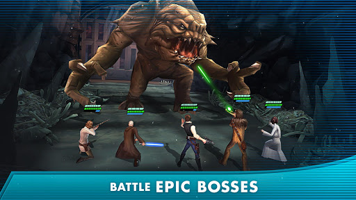 Star Wars Galaxy of Heroes cheathackgameplayapk modresources generator 4