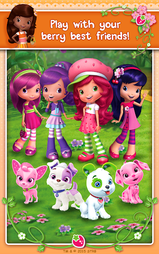 Strawberry Shortcake BerryRush cheathackgameplayapk modresources generator 5