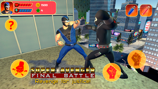 Super Avenger Final Battle cheathackgameplayapk modresources generator 3
