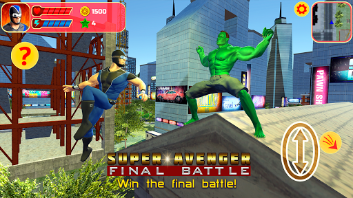 Super Avenger Final Battle cheathackgameplayapk modresources generator 5