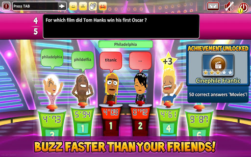 Superbuzzer Trivia Quiz Game cheathackgameplayapk modresources generator 2
