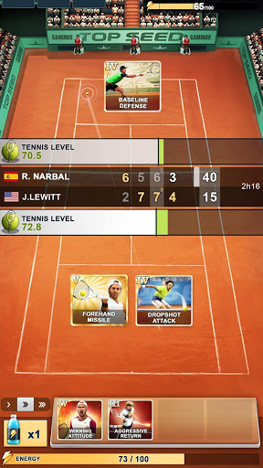 TOP SEED Tennis Sports Management amp Strategy Game cheathackgameplayapk modresources generator 5