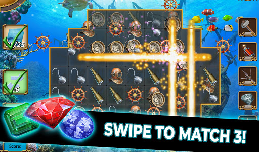 Treasure Match 3 Free Gem Matching Adventure Game 1.17 cheathackgameplayapk modresources generator 1