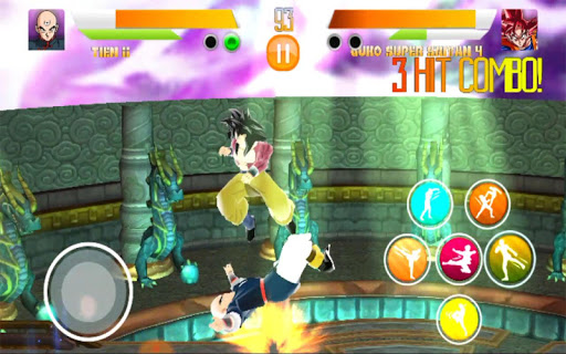 Ultimate Hero Battle Tournament Fight Street 1.4 cheathackgameplayapk modresources generator 2